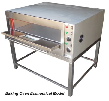 Baking Oven, Baking Oven India, Baking oven Manufacturer supplier exporter India