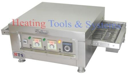 Conveyor Pizza Oven manufacturer supplier exporter in India