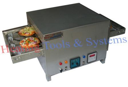 electric conveyor pizza oven, Indian conveyor pizza oven, pizza oven in India