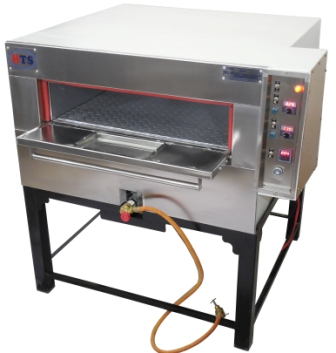 Gas Cum Electric Baking Oven, Gas Oven Manufacturer in India