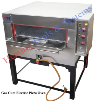 Gas Pizza Oven in India electric pizza oven India Manufacturer Delhi Jaipur