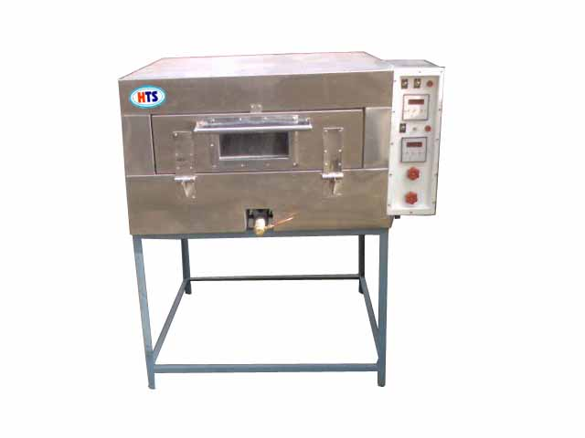 Gas Cum Electric Oven