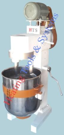 Planetary cake mixer 120 liter capacity manufacturer in India